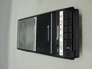 Vintage Panasonic RQ-2104 Slim Line Portable Cassette Tape Recorder