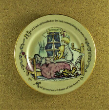 January Plate Classic Pooh Perpetual Calendar Bradford Exchange Grand Hums Heart