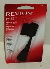 Revlon Lash & Brow Groomer Grooms Brows Seperates Lashes Great For Mascara NIP