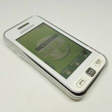 SAMSUNG S5230 STAR WHITE MOBILE PHONE UNLOCKED VERY GOOD CONDITION