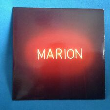 RARE - MARION - 'THE PROGRAM' 4 TRACK PROMO CD - MARCD1 - 1997