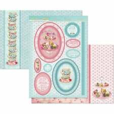 Teatime Treats Birthday Card Making Kit Paper Crafting Hunkydory Sparkle909 New