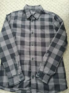 Boys Checked Shirt Age 8-9yrs