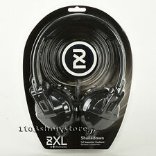 Skullcandy 2XL Shakedown Stereo Headphones with Full Suspension X5SHFZ-820 Black