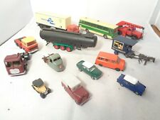 Mixed Plastic Vehicles Lot , Small Scale OO/HO - Wiking/Herpa/Lima/Merit/Brekina
