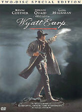 Wyatt Earp (DVD, 2004, 2-Disc Set, Special Edition)