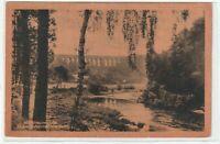 Ansichtskarte Waldheim in Sachsen - Blick auf das Diedenhainer Viadukt