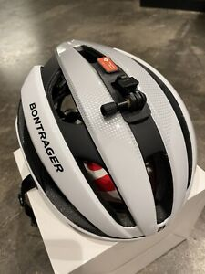 Bontrager Circuit MIPS Cycling Helmet, Large White & Silver, Nearly New!
