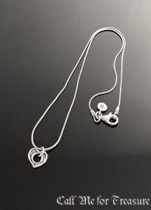 Silpada 925 sterling silver Heart necklace