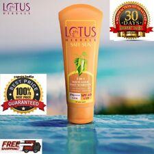 Lotus Herbals Safe Sun Sunblock 3-In-1 Matte Look Oil Free SPF-40 UVB 50 grams