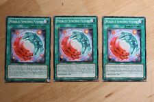 3 x Miracle Synchro Fusion DREV-EN057 (Playset) Common Yugioh Card