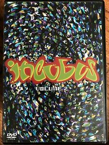 Incubus Volume 2 DVD Rock Music Alternative Metal Live Concert Performance