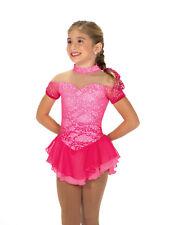 New Figure Skating Competition Dress Jerrys 179 Vie en Rose  CM 8-10