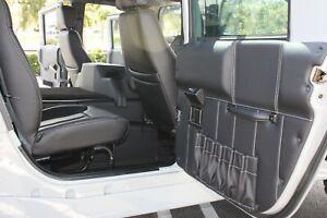 Hummer H1 Luxury Interior - Standard Seats