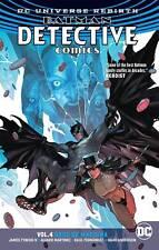 BATMAN DETECTIVE COMICS VOL #4 DEUS EX MACHINA TPB Rebirth DC Coll #957-962 TP