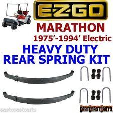 EZGO 1975-1994 Marathon Heavy Duty REAR 5 Leaf Spring (KIT) 11645-G2