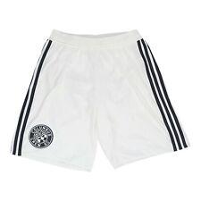 Columbus Crew SC MLS Adidas Men's White Parley Shorts
