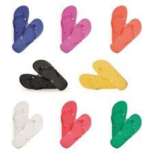 Pack of 20 Wedding Flip Flops Foam Party & Spa Beach Sandals Footwear 5/6 7/8 UK