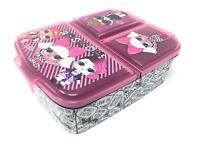 L.O.L Surprise LOL Premium Kinder Brotdose Lunchbox Frühstücksbox Sandwichbox