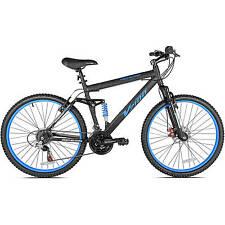 """26"""" Men's Genesis V2100 Mountain Bike 21 Speed Bicycle Aluminum Frame Shimano"""