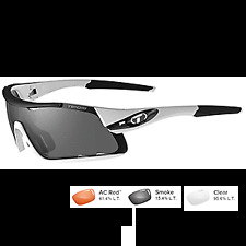 Tifosi Optics 1460104801 Tifosi Davos White/black Sunglasses