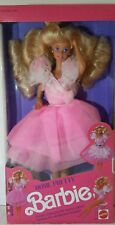 NRFB BARBIE HOME PRETTY With 4 Outfit Changes For Every Room! MATTEL #2249 1990