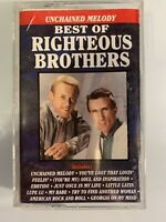 Righteous Brothers Best of (Cassette)