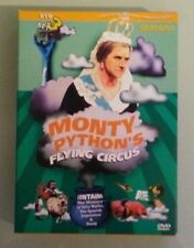 MONTY PYTHON'S FLYING CIRCUS  set 3 three DVD