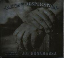 Joe Bonamassa: Blues Of Desperation  (Limited Deluxe Silver Edition)