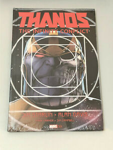 Thanos The Infinity Conflict Hardcover Graphic Novel