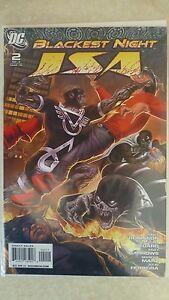 """Blackest Night"" JSA Issue 2 (Of 3) - 2010"