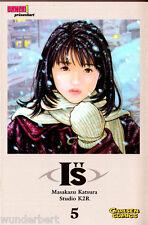 """Masakazu Katsura/studio k2r - """"is (I"""" s) - volume 1 (01)"""""""
