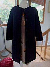 Eleganter Kurzmantel von HUGO BOSS, navyblau, Gr 36