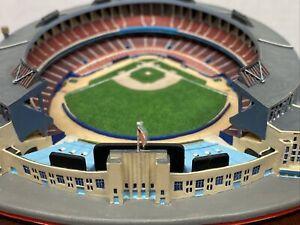 Danbury Mint Cleveland Indians Cleveland Municipal Stadium
