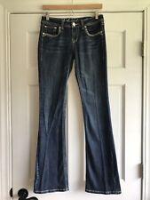 LA Idol Rhinestone Embellished Jeans Womens Size 5