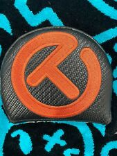 Scotty Cameron Circle T Mallet Cover Red