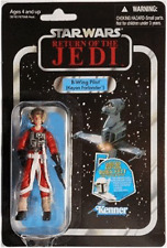 star wars b wing pilot vintage collection actionfigur
