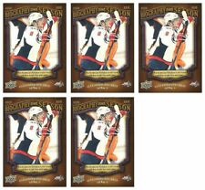 (5) 2009-10 Upper Deck Biography of a Season #BOS5 Alexander Ovechkin Lot