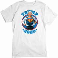 Super Trump 2020 T-SHIRT President Donald Political Tee Shirt