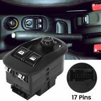 Bouton Commande Interrupteur Lève-vitre électrique Pr Peugeot 206 306 OE:6554 BM