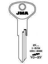 JMA Key VW Blank – VO-HV Van Camper Beetle Split Bay