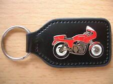 Schlüsselanhänger Laverda SFC 1000 / SFC1000 rot/silber Art. 0075 Llavero