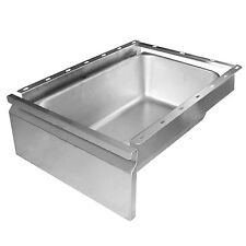 ECONOMY DRAWER WITH STAINLESS STEEL PAN - IMPORTED