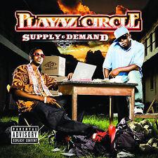 Supply & Demand [PA] by Playaz Circle (CD, Oct-2007, Def Jam (USA))