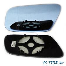 Außenspiegel Spiegelglas für AUDI A6 1997-2004 rechts Beifahrerseite konvex