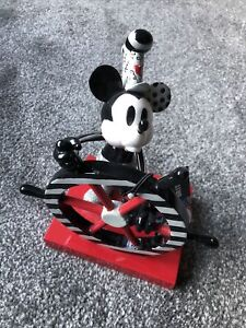 Rare Unboxed Disney Britto - Steamboat Willie - Mickey Mouse - Free P&P
