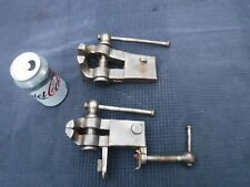 2 Vintage Vice's - (1 Bench Clamp & 1 Hand Vice)