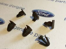 Ford Cortina MK3 New Genuine Ford bumper moulding clips x6