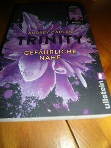 Trinity Band 2 Gefährliche Nähe  von Audrey Carlan Taschenbuch Erotikthriller