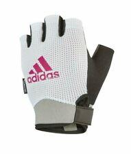 ADIDAS WOMEN'S PERFORMANCE Half-Finger Fitness Gloves ADGB-13246 Size L